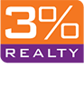 3% Realty Progress